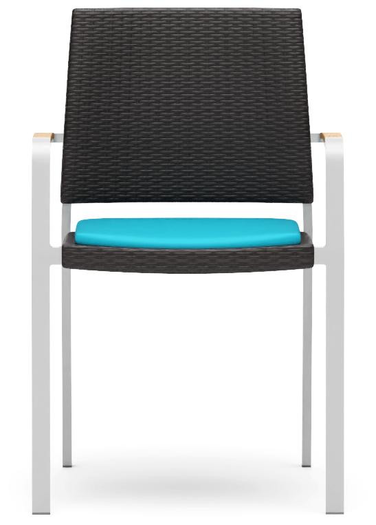 Abbildung arm chair Tilda Vorderansicht