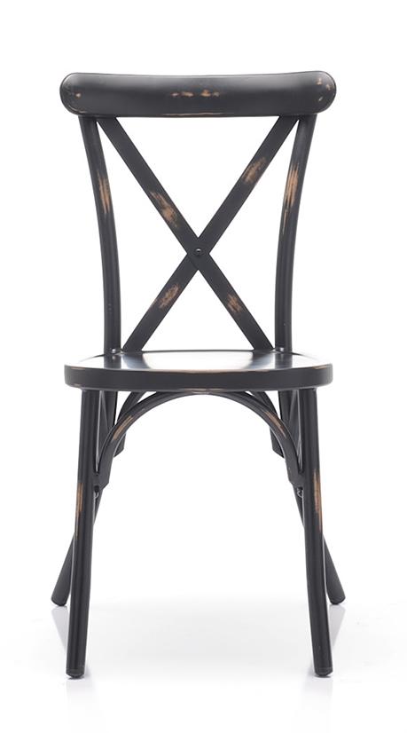 Abbildung Stuhl Hilar Vorderansicht