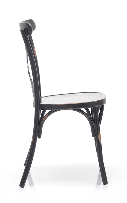 Abbildung Stuhl Hilar Seitenansicht