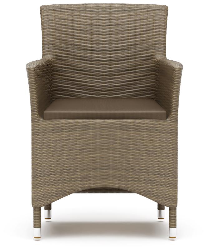 Abbildung arm chair Olek Vorderansicht