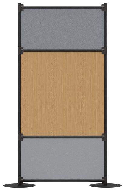 Abbildung Einzelelement Spaces Vorderansicht