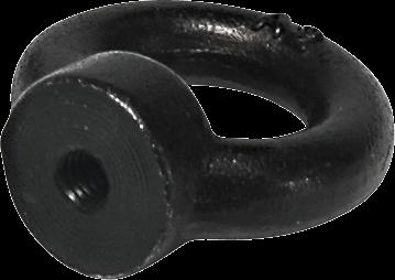 Abbildung accessories Stahlring zur Diebstahlsicherung