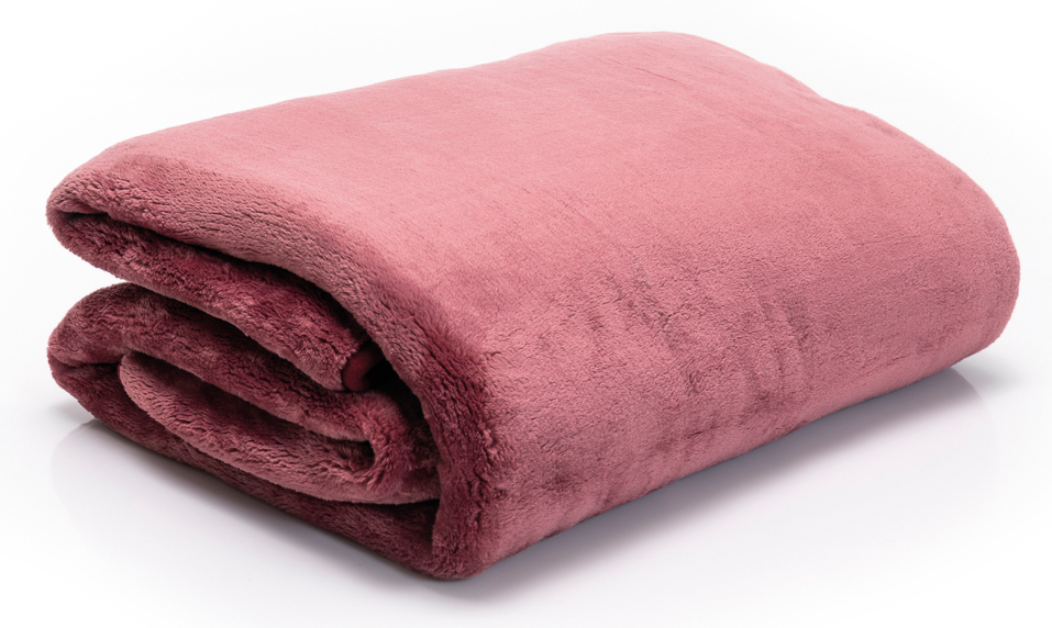 Abbildung soft blanket Iska Schrägansicht