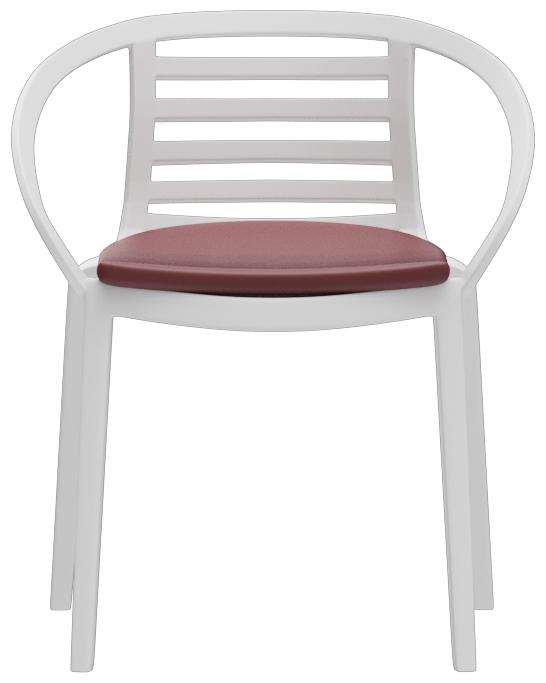 Abbildung arm chair Erjan Vorderansicht