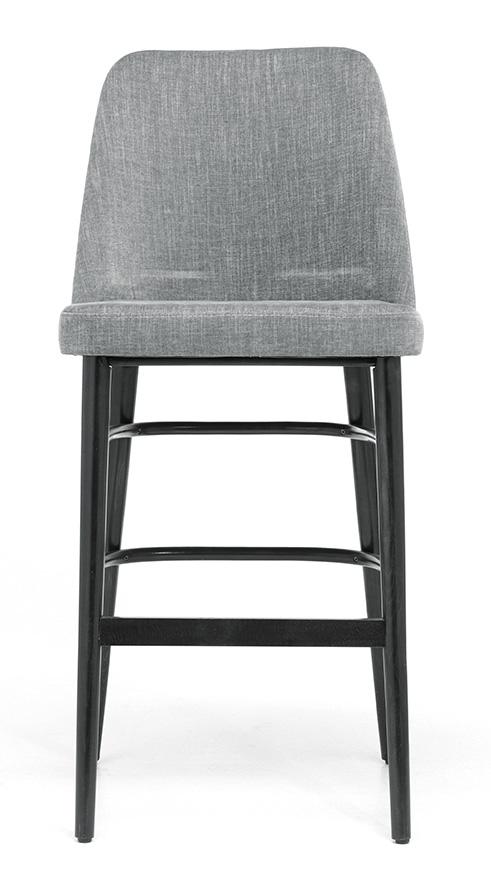 Abbildung bar stool Hada Vorderansicht