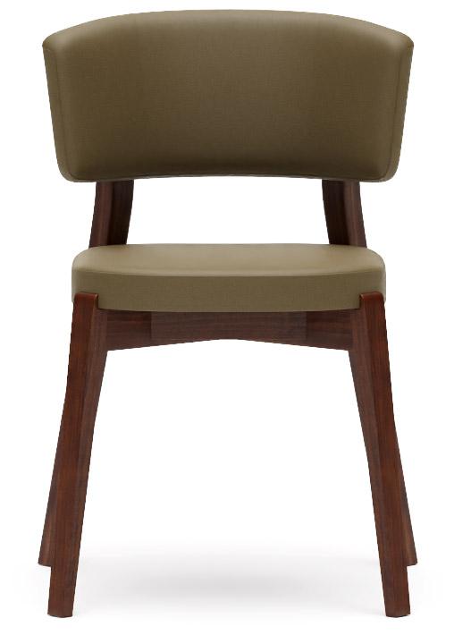 Abbildung Stuhl Reike Vorderansicht