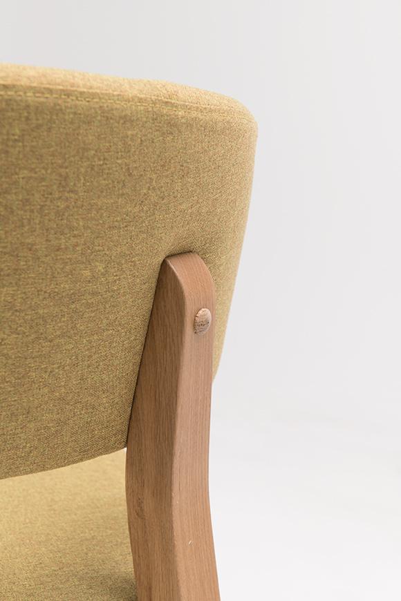 Abbildung chair Reike Detailansicht