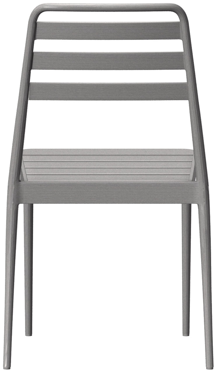 Abbildung chair Halea Rückansicht