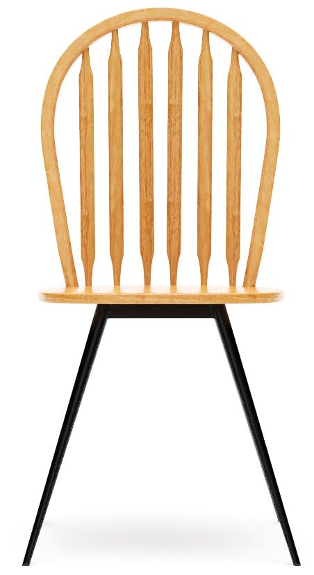 Abbildung chaise Godwin 2 Vorderansicht