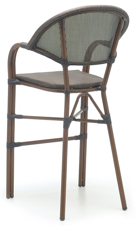 Abbildung bar stool Molden Schrägansicht