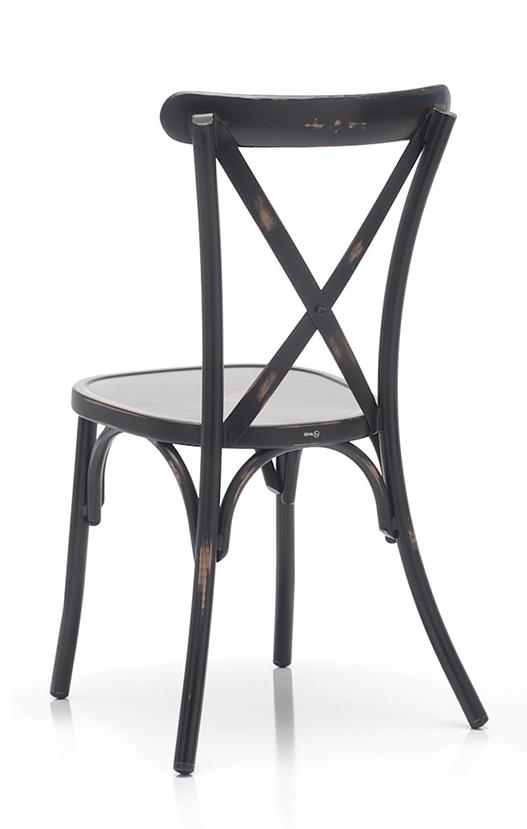 Abbildung Stuhl Hilar Schrägansicht
