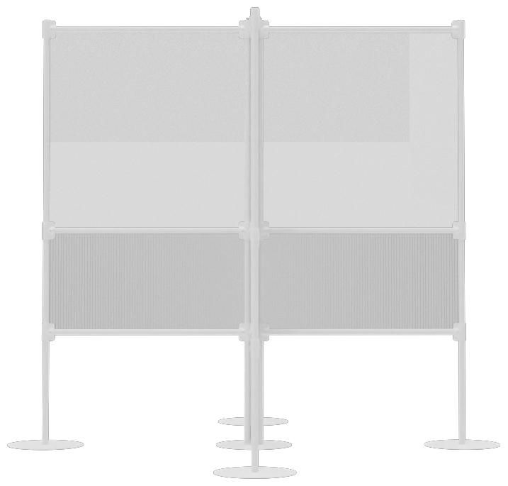 Abbildung 4er Kombination Spaces Vorderansicht