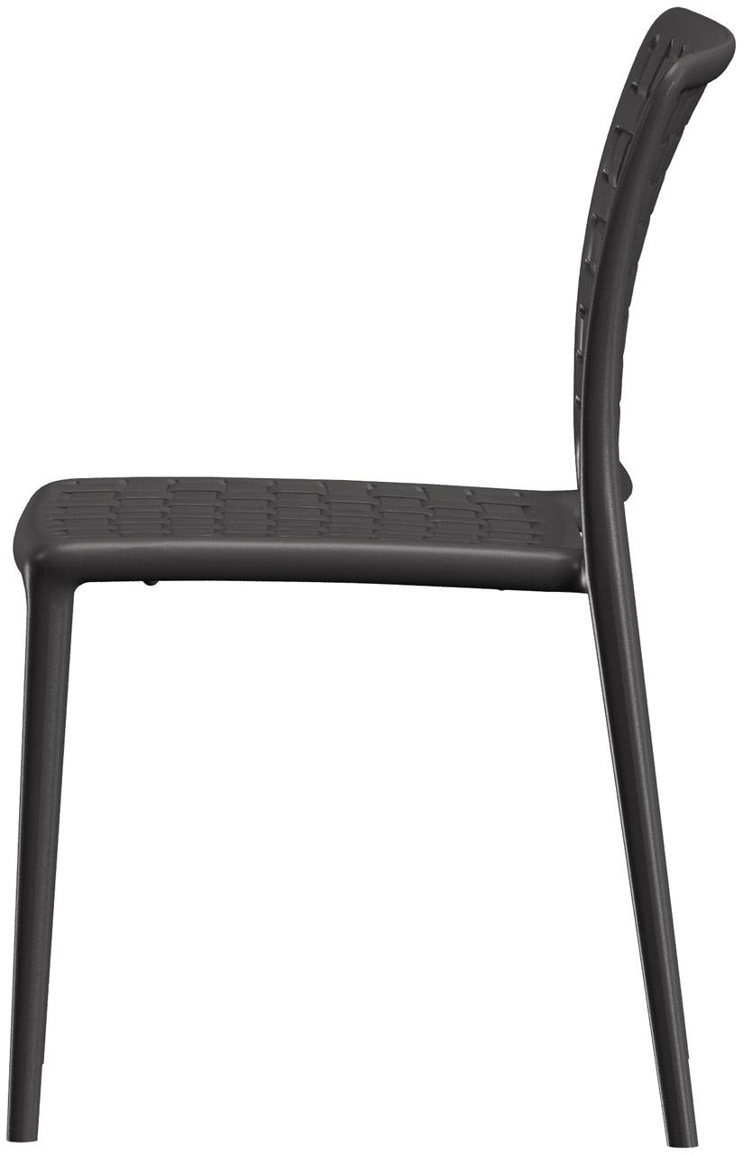 Abbildung Stuhl Joto Seitenansicht